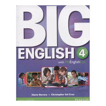 big-english-4-with-myenglishlab-9780133045086