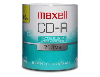 cd-r-700-torre-por-100-unidades-maxell-25215648885