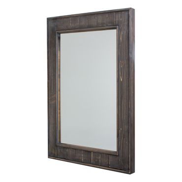 Set de 3 espejos dise o de mandalas panamericana for Espejo marco gris