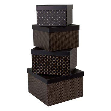 set-de-4-cajas-cuadradas-negro-con-dorado-1-7701016263511
