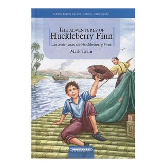 the-adventures-of-huckleberry-finn-ingles-espanol--9789583054211