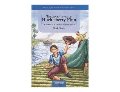 the-adventures-of-huckleberry-finn-ingles-espanol--9789583054211