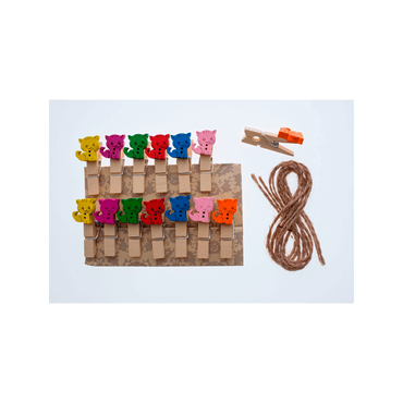 set-de-clips-x-14-piezas-en-madera-gatos-6943569503633