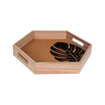 bandeja-hexagonal-con-diseno-de-hoja-color-negro-7701016303309