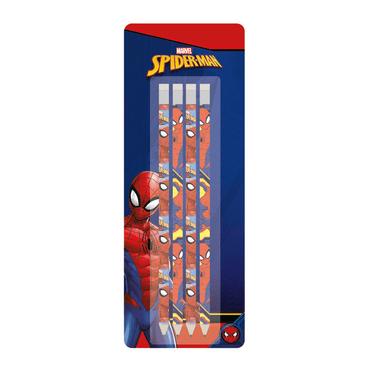 lapiz-negro-blister-x-3-spiderman-7453091302141