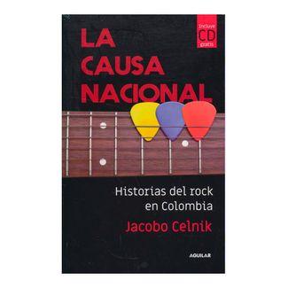 la-causa-nacional-historias-del-rock-en-colombia-9789585425521