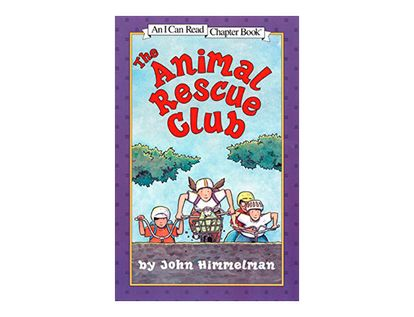 an-i-can-read-chapter-book-the-animal-rescue-club-9780064442244