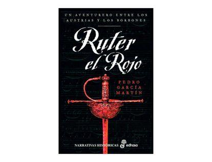 ruter-el-rojo-9788435061131