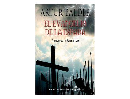 el-evangelio-de-la-espada-9788435061803