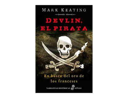 devlin-el-pirata-en-busca-del-oro-de-los-franceses-9788435062213