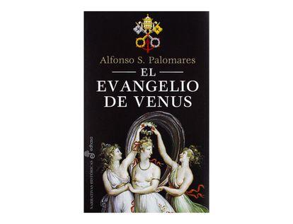 el-evangelio-de-venus-9788435062589