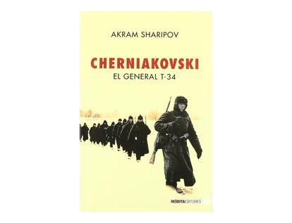 cherniakovski-el-general-t-34-9788492400508