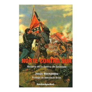 norte-contra-sur-historia-de-la-guerra-de-secesion-9788492516070