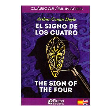 el-signo-de-los-cuatro-the-sign-of-the-four-9788494653131