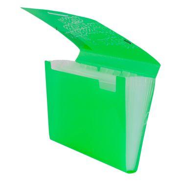 archivador-fuelle-a4-13-bolsillos-verde-neon-6932717101746
