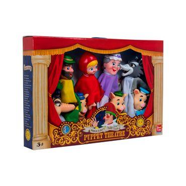 set-de-titeres-x-8-piezas-caperucita-y-los-3-cerditos-1-4893094730603