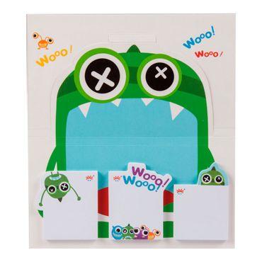 notas-adhesivas-4a-diseno-pequeno-monstruo-verde-6944674626668