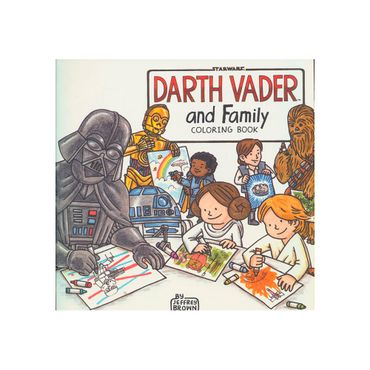 darth-vader-and-family-coloring-book--9781452159232