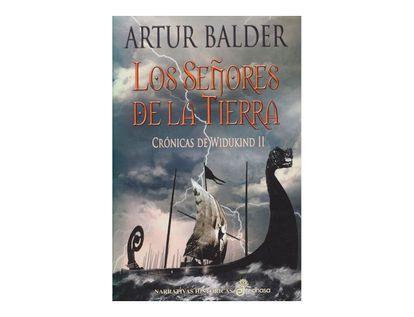 los-senores-de-la-tierra-cronicas-de-widukind-ii--9788435061810
