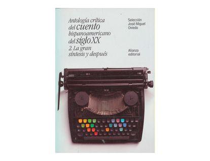 antologia-critica-del-cuento-hispoamericano-del-siglo-xx-2-9788491047421