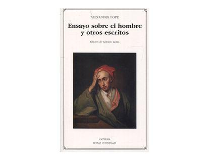 ensayo-sobre-el-hombre-y-otros-escritos-9788437637112