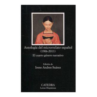 antologia-del-microrrelato-espanol-1906-2011--9788437637051