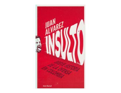 insulto-9789584264206