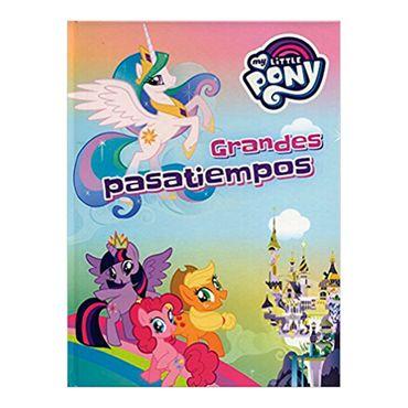 my-little-pony-grandes-pasa-tiempos-9781527000612