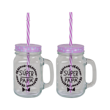 set-de-2-vaso-pitillo-diseno-super-papa-de-450-ml-7701016170116