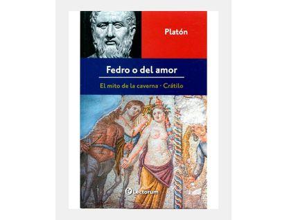 fedro-o-del-amor-y-otros-dialogos-9786074576474