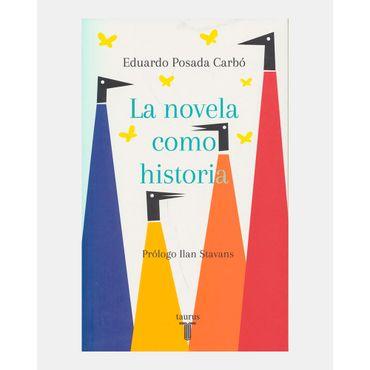 la-novela-como-historia-9789589219447