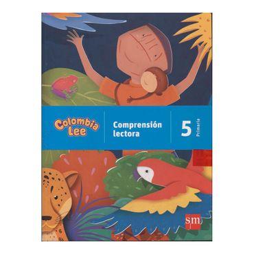 comprension-lectora-5-colombia-lee-9789587803945