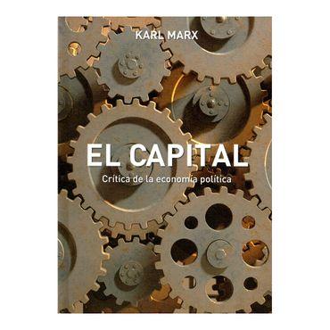 el-capital-critica-de-la-economia-politica-9788445909447