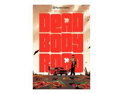 dead-body-road-9788415921196