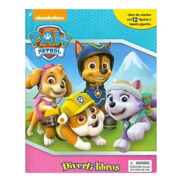 diverti-libros-paw-patrol-9786075320663