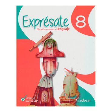 expresate-lenguaje-8-9789580517610