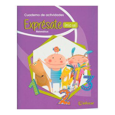 expresate-matematicas-inicial-1-9789580517634