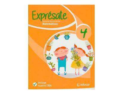 expresate-matematicas-4-9789580517580