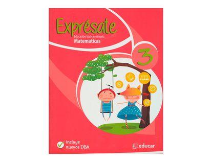 expresate-matematicas-3-9789580517474