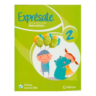 expresate-matematicas-2-9789580517498