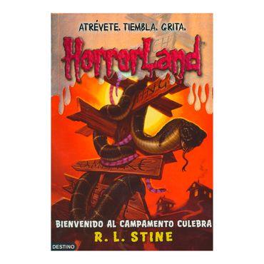 horrorland-bienvenido-al-campamento-culebra-9788408092711