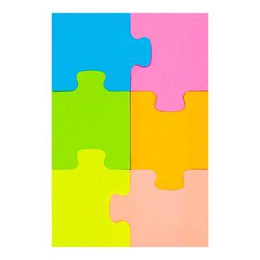 notas-adhesivas-4a-neon-diseno-puzzle-x-6-6944674621779