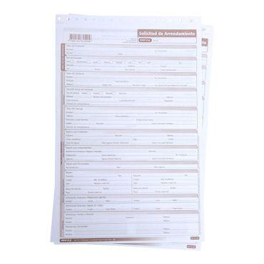 Formas preimpresas administrativas panamericana for Contrato de arrendamiento de oficina