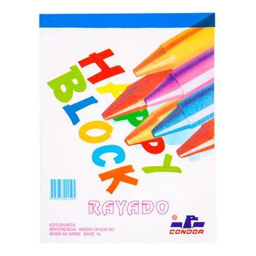 block-tamano-1-2-oficio-rayado-7705073001505
