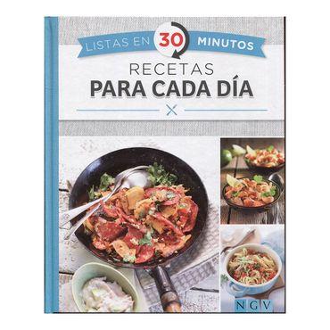 recetas-para-cada-dia-30-minutos-9783625006541