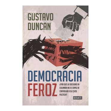 democracia-feroz-9789585446182