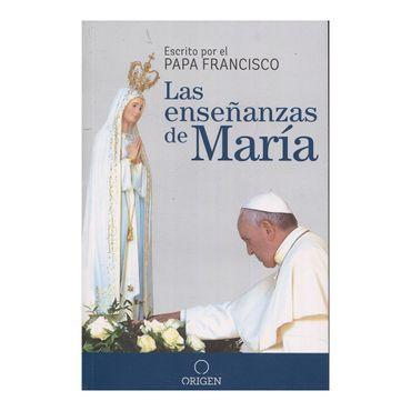 las-ensenanzas-de-maria-9789585637542