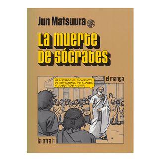 la-muerte-de-socrates-en-historieta-comic--9788416540549