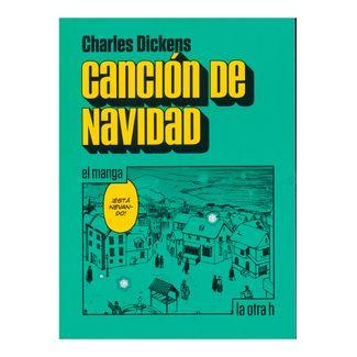 cancion-de-navidad-en-historieta-comic--9788416540990