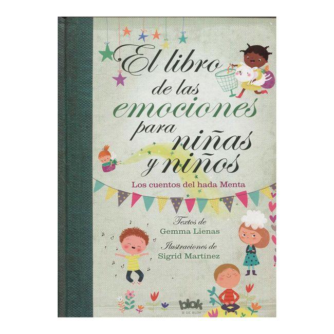 El libro de las emociones para niñas y niños - Panamericana